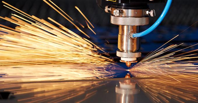 fabricating machine